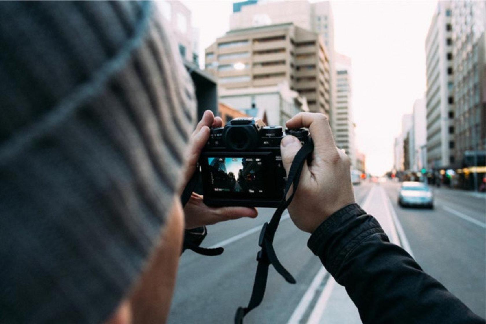 Фокусировка фотоаппарата